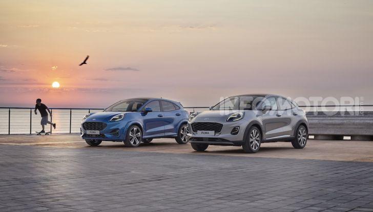 Ford Puma Titanium X: il crossover performante è anche in versione premium - Foto 4 di 5