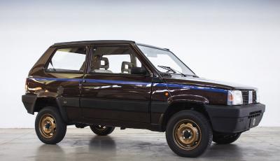 Da Garage Italia arriva la Panda 4×4 Icon-e