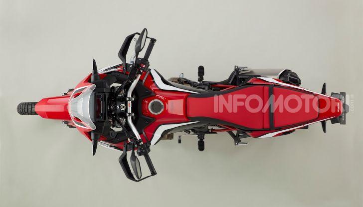 Honda Africa Twin 1100 2020: due versioni, più potenza, nuovo stile ed Euro 5 - Foto 35 di 35
