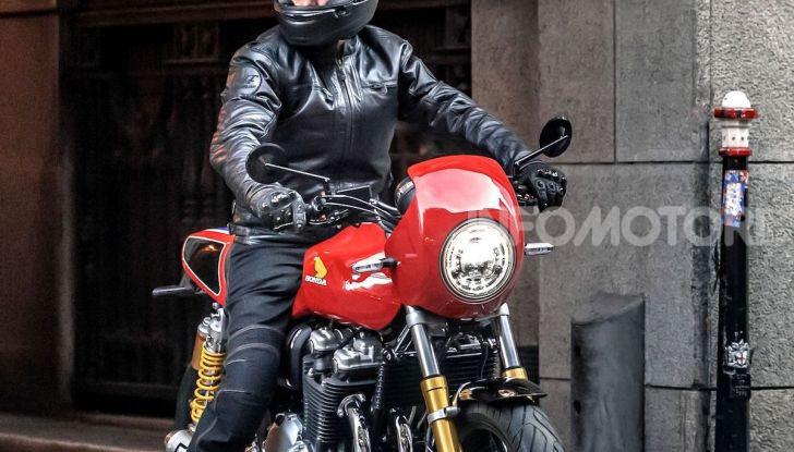 Honda CB1100RS 5Four: special nelle linee e nei numeri - Foto 3 di 5