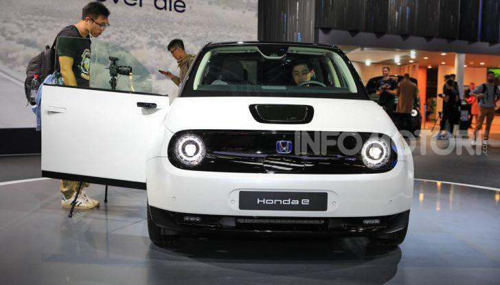 Francoforte 2019, tutte le nuove auto elettriche presentate al Salone - Foto 19 di 64