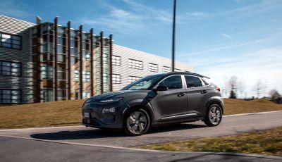 Hyundai Kona Electric: il SUV compatto a zero emissioni a 299€ al mese