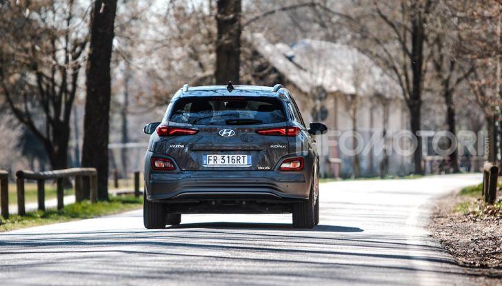 Hyundai Kona Electric: il SUV compatto a zero emissioni a 299€ al mese - Foto 3 di 4
