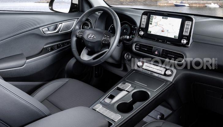 Hyundai Kona Electric: il SUV compatto a zero emissioni a 299€ al mese - Foto 4 di 4