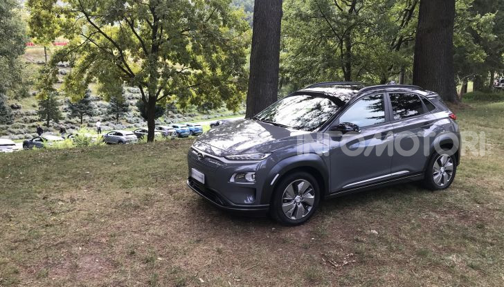 Hyundai Kona Hybrid, prezzi e prestazioni del SUV compatto - Foto 10 di 10
