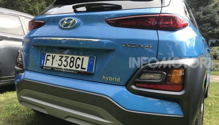 Hyundai Kona Hybrid, prezzi e prestazioni del SUV compatto - Foto 3 di 10