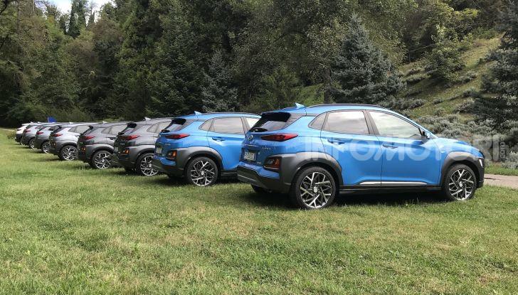 Hyundai Kona Hybrid, prezzi e prestazioni del SUV compatto - Foto 4 di 10