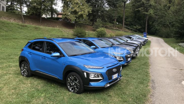 Hyundai Kona Hybrid, prezzi e prestazioni del SUV compatto - Foto 5 di 10