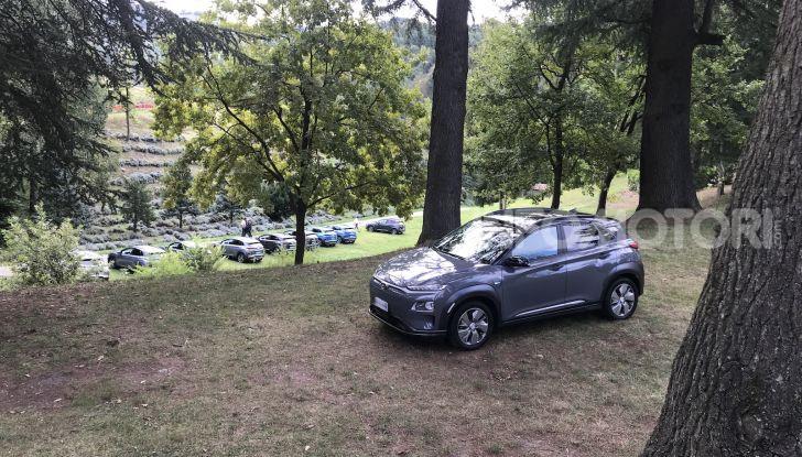 Hyundai Kona Hybrid, prezzi e prestazioni del SUV compatto - Foto 8 di 10