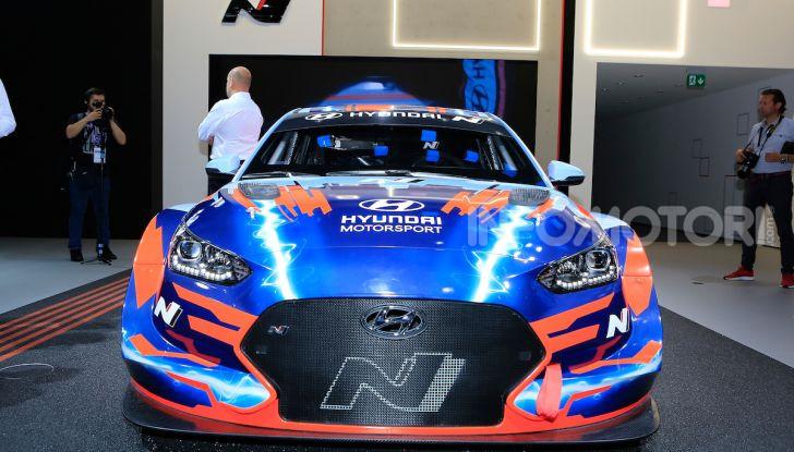 Hyundai Veloster N ETCR: l'elettrica da corsa per il Mondiale Turismo a zero emissioni - Foto 2 di 12