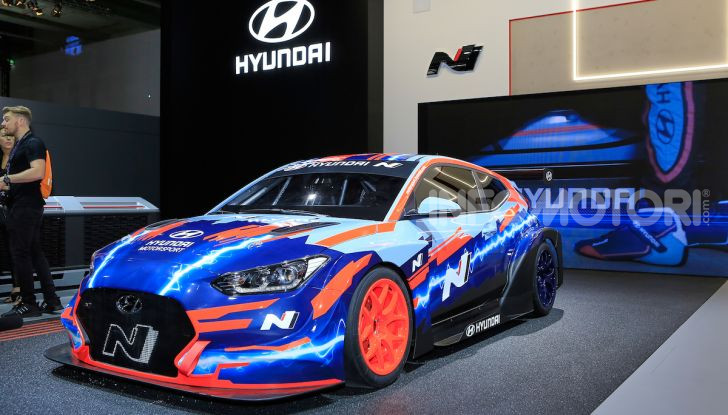 Hyundai Veloster N ETCR: l'elettrica da corsa per il Mondiale Turismo a zero emissioni - Foto 12 di 12