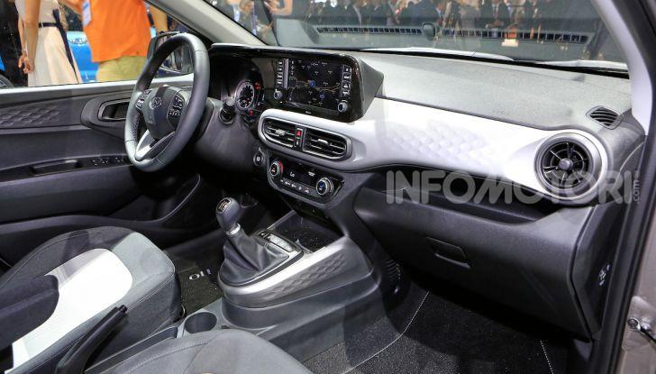 Nuova Hyundai i10 2020: la citycar sportiva e tecnologica - Foto 13 di 13
