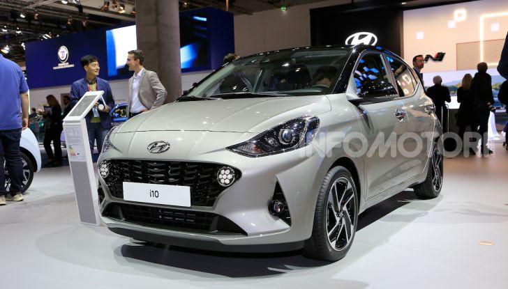Nuova Hyundai i10 2020: la citycar sportiva e tecnologica - Foto 1 di 13
