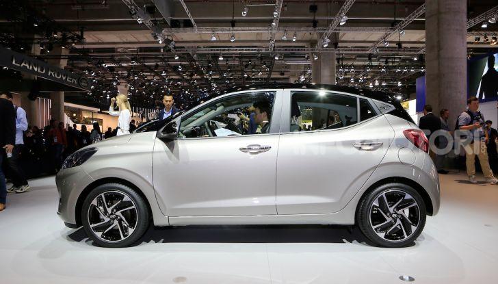 Nuova Hyundai i10 2020: la citycar sportiva e tecnologica - Foto 2 di 13