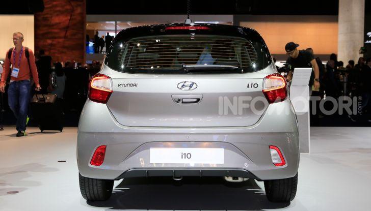 Nuova Hyundai i10 2020: la citycar sportiva e tecnologica - Foto 4 di 13