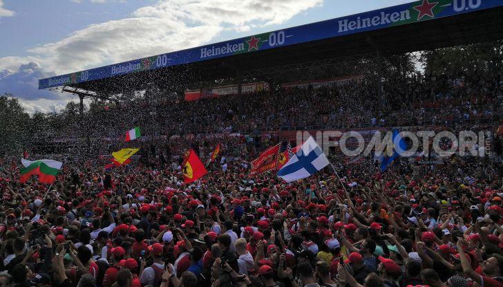 F1: l'Autodromo di Monza diventa un cinema drive-in - Foto 102 di 103