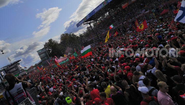 F1 2019, GP d'Italia: back-to-back di Leclerc a Monza, la Ferrari torna in vetta dopo nove anni di astinenza - Foto 103 di 103