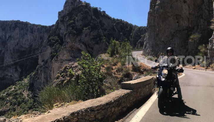 Viaggi in moto, Grecia: il giro del Peloponneso con una Suzuki V-Strom 1000 XT - Foto 14 di 43