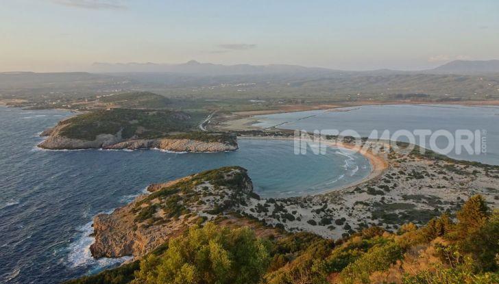 Viaggi in moto, Grecia: il giro del Peloponneso con una Suzuki V-Strom 1000 XT - Foto 2 di 43