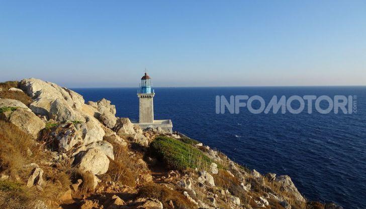 Viaggi in moto, Grecia: il giro del Peloponneso con una Suzuki V-Strom 1000 XT - Foto 13 di 43
