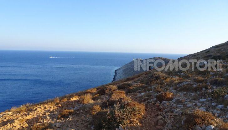 Viaggi in moto, Grecia: il giro del Peloponneso con una Suzuki V-Strom 1000 XT - Foto 30 di 43