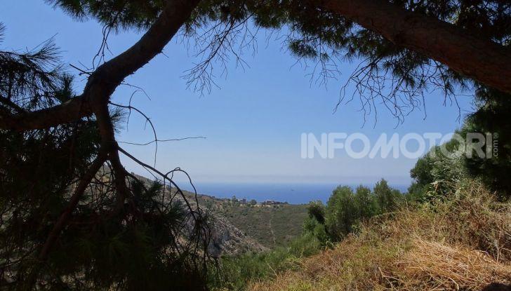 Viaggi in moto, Grecia: il giro del Peloponneso con una Suzuki V-Strom 1000 XT - Foto 31 di 43
