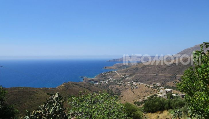 Viaggi in moto, Grecia: il giro del Peloponneso con una Suzuki V-Strom 1000 XT - Foto 8 di 43