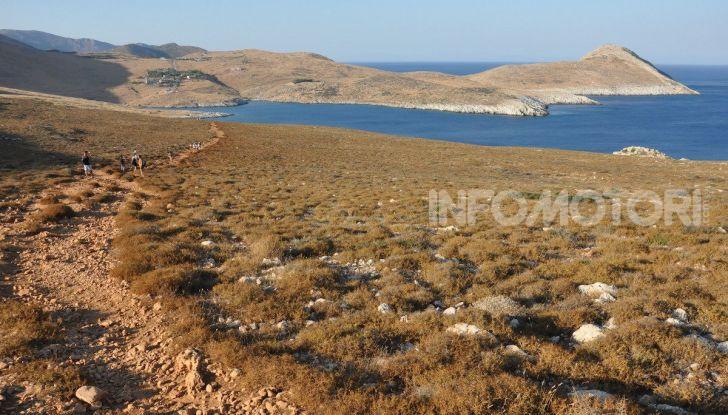 Viaggi in moto, Grecia: il giro del Peloponneso con una Suzuki V-Strom 1000 XT - Foto 11 di 43