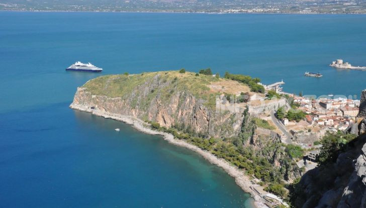 Viaggi in moto, Grecia: il giro del Peloponneso con una Suzuki V-Strom 1000 XT - Foto 39 di 43