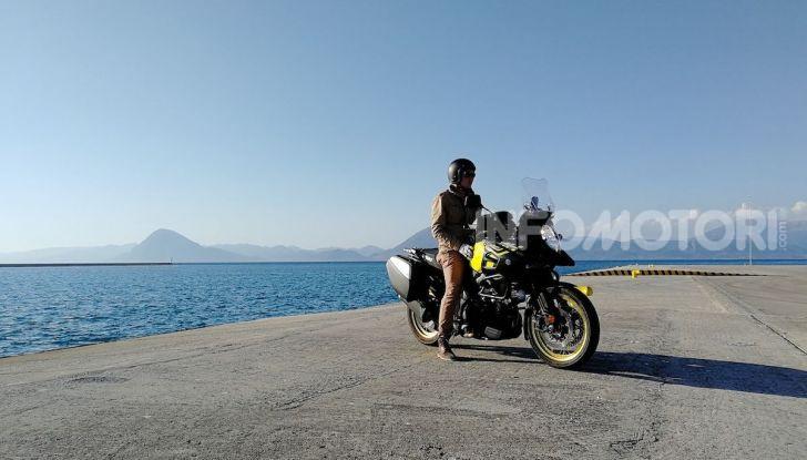 Viaggi in moto, Grecia: il giro del Peloponneso con una Suzuki V-Strom 1000 XT - Foto 16 di 43