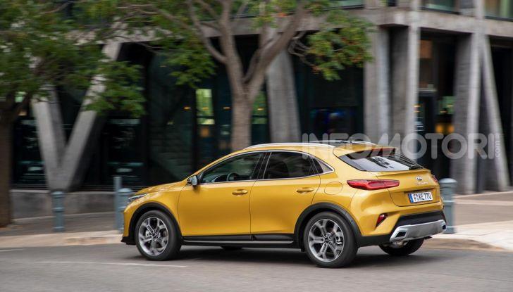 Prova SUV Kia XCeed: La quadratura del cerchio - Foto 14 di 42
