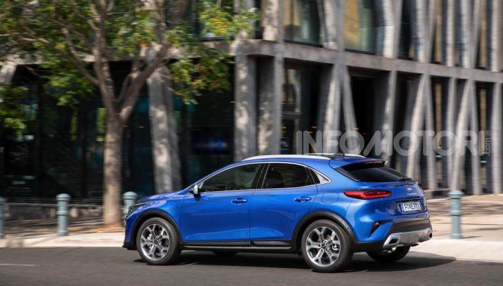 Prova SUV Kia XCeed: La quadratura del cerchio - Foto 26 di 42