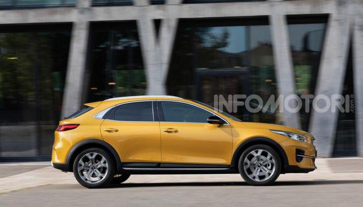 Prova SUV Kia XCeed: La quadratura del cerchio - Foto 28 di 42