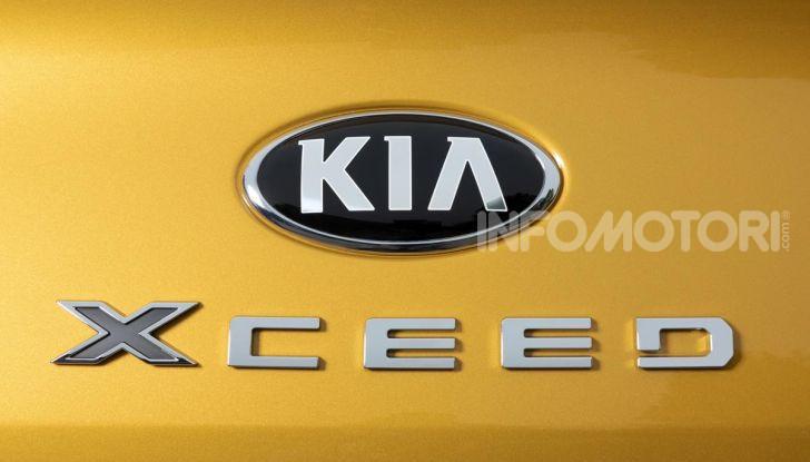 Prova SUV Kia XCeed: La quadratura del cerchio - Foto 16 di 42