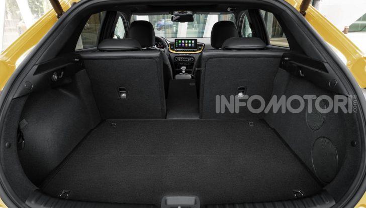 Prova SUV Kia XCeed: La quadratura del cerchio - Foto 17 di 42