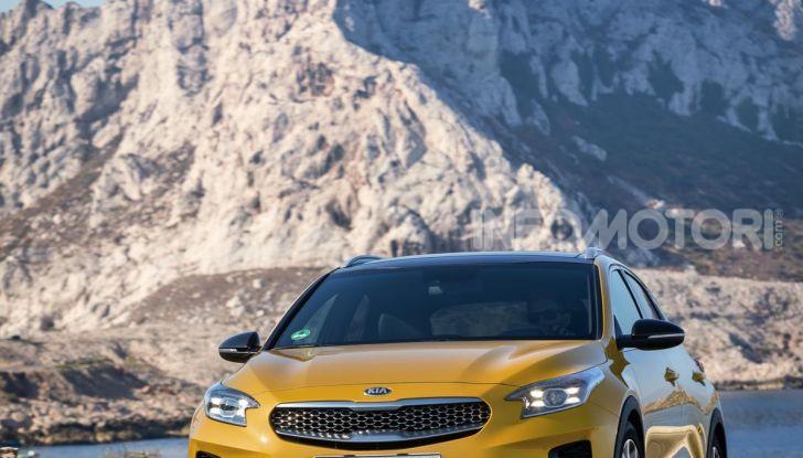 Prova SUV Kia XCeed: La quadratura del cerchio - Foto 6 di 42