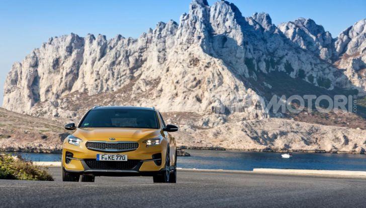 Prova SUV Kia XCeed: La quadratura del cerchio - Foto 5 di 42