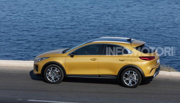 Prova SUV Kia XCeed: La quadratura del cerchio - Foto 34 di 42