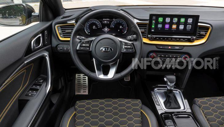 Prova SUV Kia XCeed: La quadratura del cerchio - Foto 15 di 42