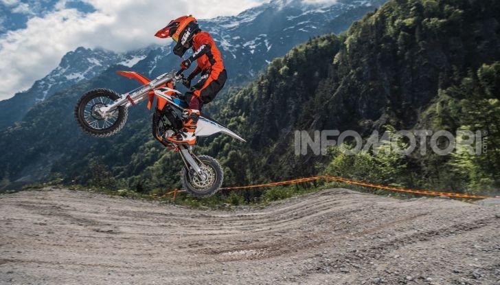 KTM lancia la minicross elettrica SX-E 5 - Foto 3 di 5