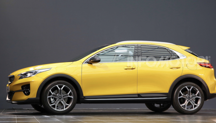 Kia XCeed, il nuovo crossover utility vehicle che fa concorrenza ai SUV - Foto 5 di 6