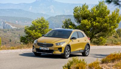 Kia XCeed, il nuovo crossover utility vehicle che fa concorrenza ai SUV