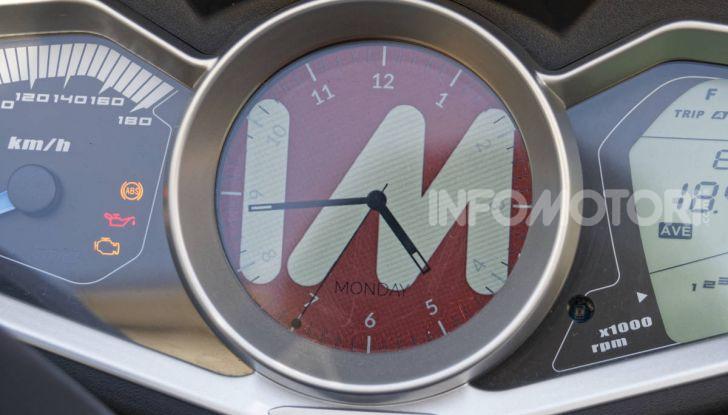 Kymco Xciting 400i s sistema Noodoe