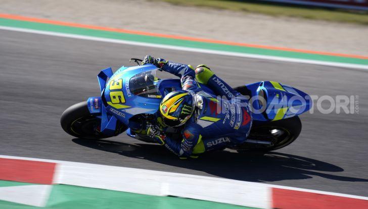 MotoGP 2019, GP di San Marino: Yamaha al top nelle libere di Misano, Vinales il più veloce - Foto 6 di 35