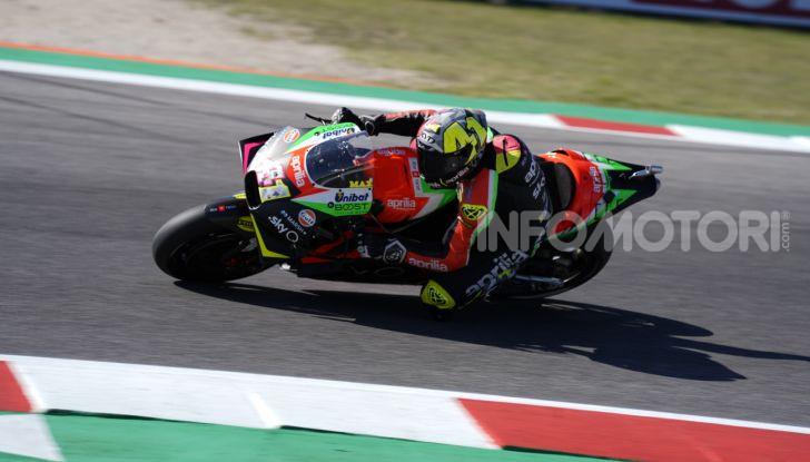 MotoGP 2019, GP di San Marino: Yamaha al top nelle libere di Misano, Vinales il più veloce - Foto 8 di 35