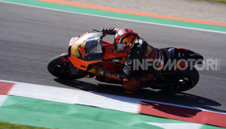 MotoGP 2019, GP di San Marino: Yamaha al top nelle libere di Misano, Vinales il più veloce - Foto 11 di 35