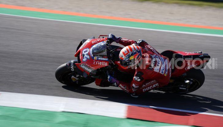 MotoGP 2019, GP di San Marino: Yamaha al top nelle libere di Misano, Vinales il più veloce - Foto 4 di 35
