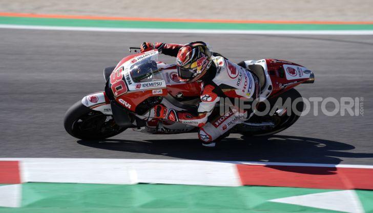 MotoGP 2019, GP di San Marino: Yamaha al top nelle libere di Misano, Vinales il più veloce - Foto 10 di 35
