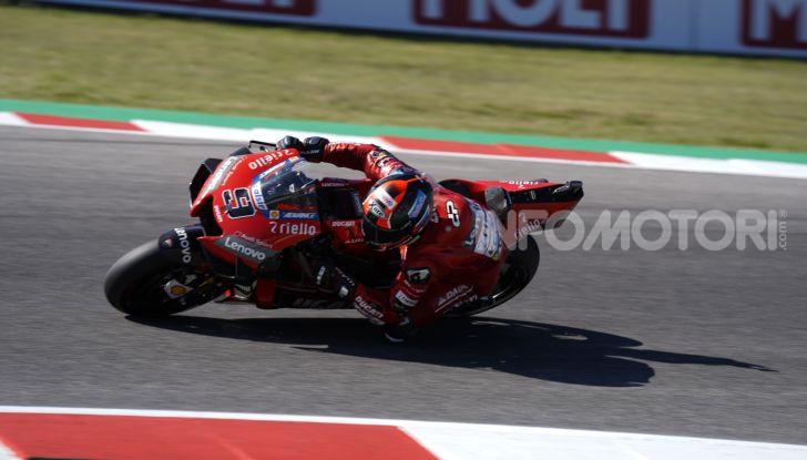 MotoGP 2019, GP di San Marino: Yamaha al top nelle libere di Misano, Vinales il più veloce - Foto 3 di 35