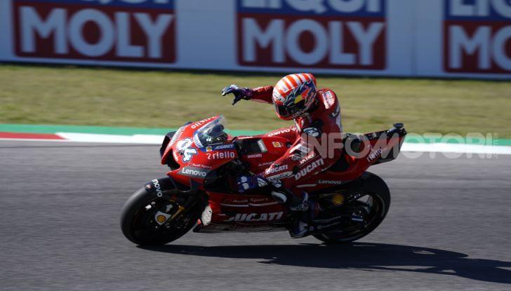 MotoGP 2019, GP di San Marino: Yamaha al top nelle libere di Misano, Vinales il più veloce - Foto 5 di 35